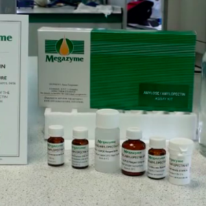 Megazyme Amylose/Amylopectin Assay Kit