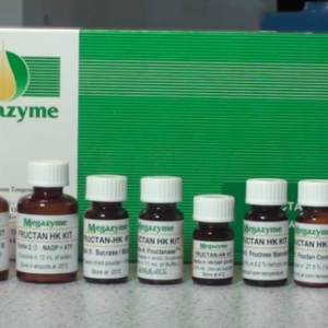 Megazyme Fructan HK Assay Kit
