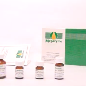 Megazyme D-Fructose/D-Glucose Assay Kit