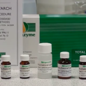 Megazyme Total Starch Assay Kit