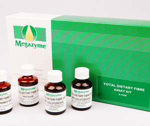 Megazyme Total Dietary Fiber Assay Kit